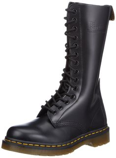 Dr. Martens Original 14 Eye Boot ** Additional details at the pin image, click it  : Boots