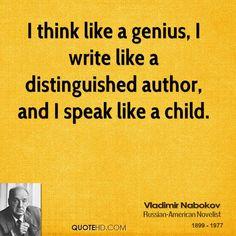 vladimir nabokov quotes - Google Search