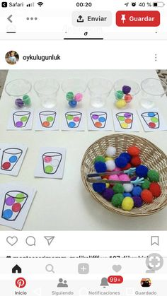 Best Baby Activities Montessori 20 Ideas, The Effective Pictures We Offer You About Montessori Materials preschool A quality picture can tell you many things. Motor Skills Activities, Preschool Learning Activities, Infant Activities, Preschool Activities, Kids Learning, Cognitive Activities, Numbers Preschool, Aba Therapy Activities, Dinosaur Activities