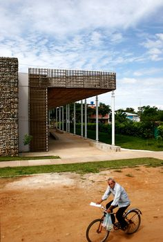Villanueva's Public Library / Meza +  Piñol + Ramírez + Torres