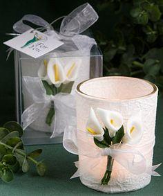candle #weddingfavor