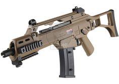 Modern Assault Rifles | Modern Assault Rifles 2012 Operated assault rifle.