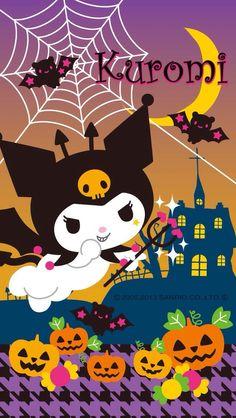 Kuromi Halloween