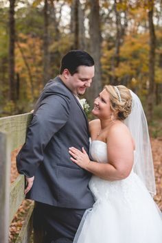 {Real Plus Size Wedding} Tennessee Outdoor Fall Wedding   Studio 21 Photography