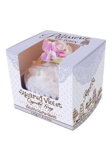 Oderings Garden Centre | Giftware - Patisserie De Bain, Cupcake Soap Sugared Violet