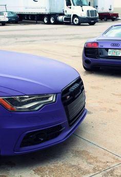 Audi S6   R8...