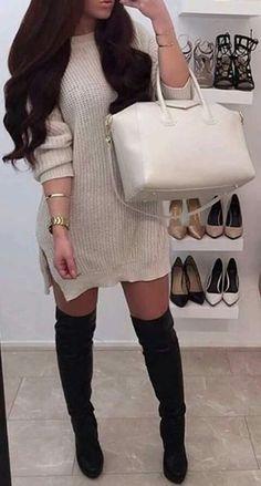 Fashionista style fashion, fashion outfits ve fall outfits Mode Outfits, Fashion Outfits, Womens Fashion, Skirt Outfits, Fashion Ideas, Fashion Clothes, Fashion Tips, Fashion Trends, Fashion Killa