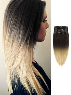 Blue Ombre Hair Color Light and Dark Shades Blonde Ombre Hair Colors You Should Try Hair World Magazine. Blonde Ombre Hair Colors You Should Try Hair World Magazine. Hair Blond, Ombré Hair, Frizzy Hair, Messy Hair, Messy Buns, Brunette Hair, Hair Wigs, Long Brunette, Gray Hair