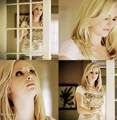 Caroline Forbes - The Vampire Diaries 2x03