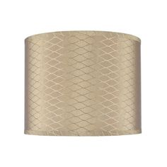 5124934f9089 Aspen Creative Corporation 14 in. x 11 in. Light Brown Hardback  Drum/Cylinder Lamp Shade