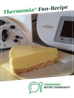 Recipe Lemon Mousse Cheese Cake by learn to make this recipe easily in your kitchen machine and discover other Thermomix recipes in Desserts & sweets. Thermomix Cheesecake, Thermomix Desserts, Cheesecake Recipes, Sweets Recipes, Just Desserts, Yummy Recipes, Lemon Yogurt Cake, Bellini Recipe, Lemon Mousse