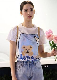 Thai Fashion, Girl Fashion, Megan Young, Holy Chic, Cute Korean Girl, Korean Music, Celebrity Couples, Secretary, Girl Style