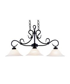 Shown in Matte Black finish and White-Faux Marble glass
