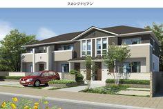 オール電化木造賃貸住宅 リマーレ・ウィル エコ-アパート建築の生和