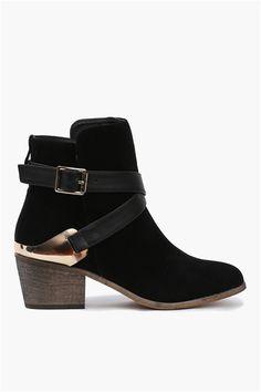 Bootie via Fashion Hippo