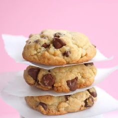 Hard Boiled Egg Choc Chip Cookie--you use hard boiled eggs instead of raw in the recipe. Sounds weird, but apparently it works great and would be a good use for leftover easter eggs!