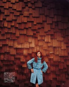 visual optimism; fashion editorials, shows, campaigns & more!: saby by akinori ito for spur december 2014
