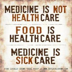 68% of all diseases and 40% of all cancers in the US are diet related. Yes, diet related. More than ever, what you eat has a huge affect on your long-term health...