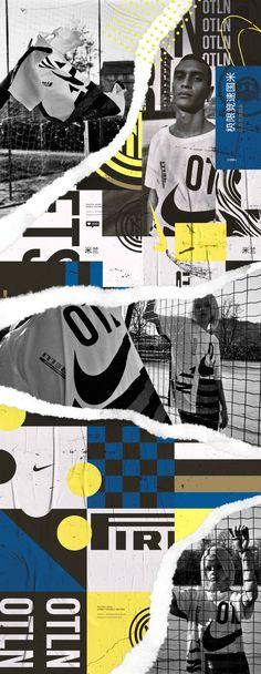 Otln - FC Inter (Street Football Jersey) on Behance Soccer Pro, Soccer Scores, Liverpool Soccer, Morgan Soccer, Soccer News, Fifa, Street Football, Best Streetwear Brands, Logo