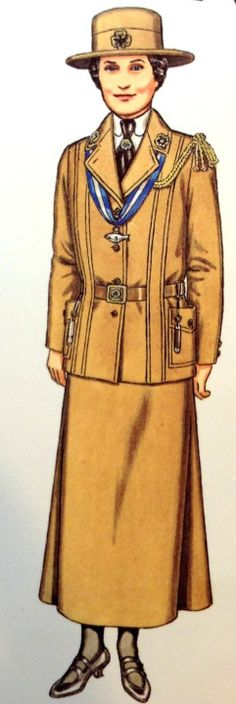 "Juliette Gordon Low paper doll from ""On My Honor"" by Kathryn McMurtry Hunt and Lynette C. Ross. ~~~ Dress Like Daisy 