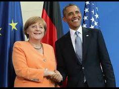 Barack Obama And Angela Merkel Have Destroyed America and Germany