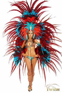 Trinidad fashion FANTASY 2015 #carnival