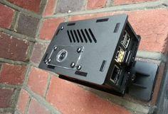 Raspberry Pi CCTV