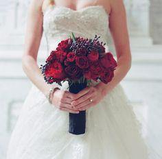 Romeo & Juliet Inspired wedding bouquet.