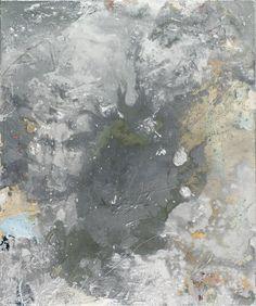 Bernd Haussmann, untitled (Silver Painting) 1218