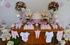 Maria Giulia Baby Shower | CatchMyParty.com