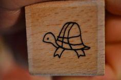Niedliche Schildkröte kommt daher gekrabbelt Stempel   3  x 3 cm  http://cgi.ebay.de/ws/eBayISAPI.dll?ViewItem&item=351017632657