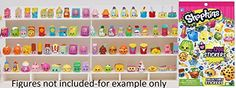 2 Mini Grocery Store Shelves Compatible with Shopkins+ShopkinsTM 1200 Sticker Book Neat Innovations (Shelves), Shopkins (Sticker book) http://www.amazon.com/dp/B015SIHOQG/ref=cm_sw_r_pi_dp_9x0Lwb049J2SN