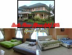 Informasi Lengkap seputar alamat, Nomor Telepon dan Tarif Ravika Flower (Green Aple) Villa Cipanas Puncak