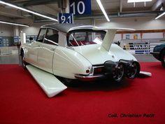 Citroën DS 21 Fantomas