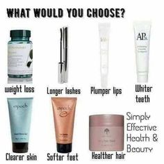 👉 SATURDAY THE BEST DAY FOR A BUNDLE DEAL 👈 If I were to ask you to create your own bundle with these products for a special deal, which would you choose❓ MY 3 favorite are whiter teeth,softer feet, and clearer skin! Beauty Box, Beauty Secrets, Beauty Care, Beauty Skin, Health And Beauty, Eyelash Curler, Eyelash Extensions, Anti Aging, Routine