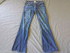 True Religion Womens Jeans Size 27x32.5