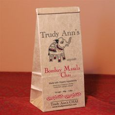 Bombay Masala Chai | Trudy Ann's Chai ... met this fantastic woman r he other day ... she has created an incredible little local business selling fantastic tea ...