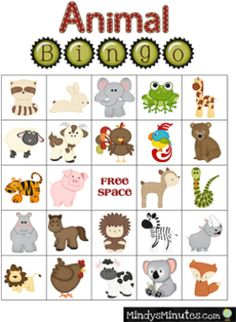 animal edition of MindysMinutes - art; Bingo, Don't Eat the Animal; and more - 30 pages Zoo Activities, Preschool Printables, Hands On Activities, Preschool Crafts, Preschool Activities, Zoo Phonics, Zoo Crafts, Early Childhood Activities, Spy Kids