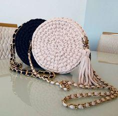 Diy Crochet Bag, Crochet Bag Tutorials, Diy Crafts Crochet, Easy Crochet Blanket, Bead Crochet, Crochet Projects, Crochet Handbags, Crochet Purses, Crochet Symbols