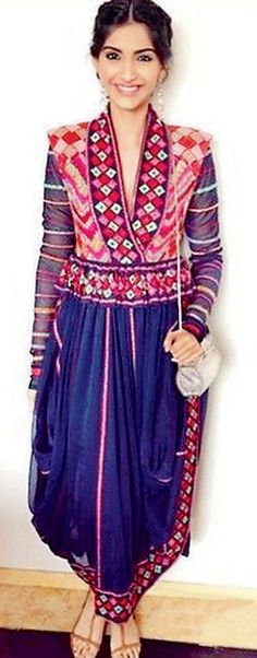 A statement outfit. For order or any queries please mail @ celebritytemptations@gmail.com
