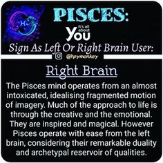 Funny sayings for signs zodiac facts trendy ideas Aquarius Pisces Cusp, Astrology Pisces, Pisces Man, Pisces Zodiac, Sagittarius Moon, Pisces Quotes, Pisces Facts, Cancer Facts, Pisces Relationship