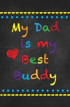 Best Buddy , Fathers day  - @ www.pixingo.com/1521