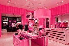 I want my house to look just like Victorias Secret!... i lovee the PiNk