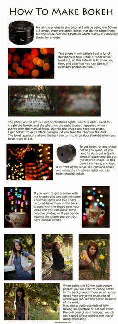 Shoot Photos: Basics of Photography : B for Bokeh