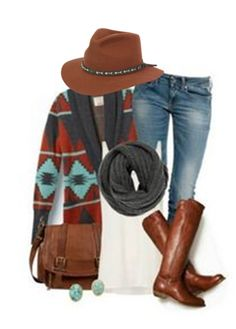 Very casual outfit for the fall Fall Winter Outfits, Autumn Winter Fashion, Winter Style, Mode Outfits, Casual Outfits, Country Outfits, Country Girls, Look Fashion, Womens Fashion