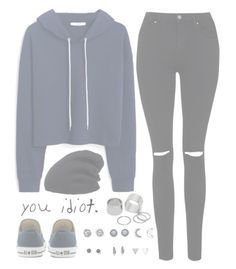"""""""//medicine//"""" by alex-bows ❤ liked on Polyvore featuring MANGO, Topshop, Converse, With Love From CA, Pieces and Leith"""