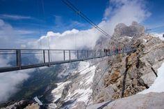 Dachstein Stairway, Austria