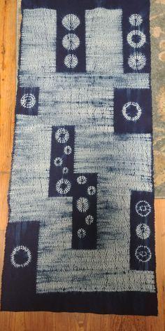 Mokume And Karamatsu Shibori Shibori Pattern Shibori Designs Shibori Fabric