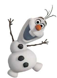 "Olaf: ""Some people are worth melting for... But maybe not right this second!"""