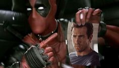 """The Deadpool movie doesn't have a big-budget but it's being done """"the right way,"""" says Ryan Reynolds. In an interview with Collider , Ryan . Deadpool Love, Deadpool 2016, Deadpool Stuff, Ryan Reynolds Tweets, Carter Reynolds, Ryan Reynolds Deadpool Workout, Trailers, Video Leak, Entertainment"""